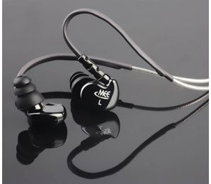 ME Electronics M6 Helmet Friendly Earbuds